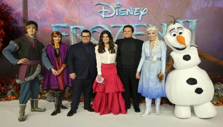 FROZEN 2 is better than Original with box office hit $450 Million