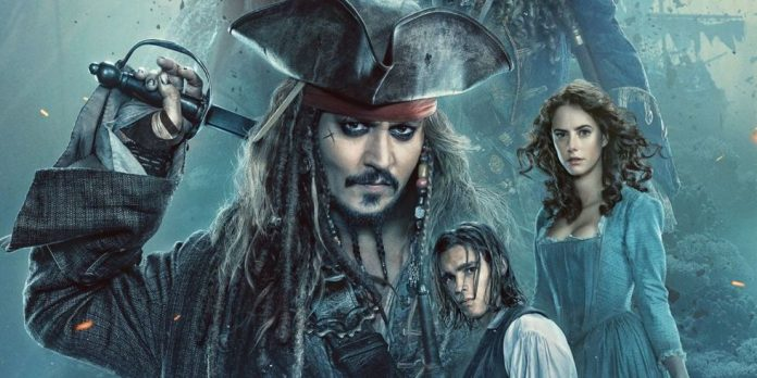 Pirates of the Caribbean 6 project new cast, interesting plot ...