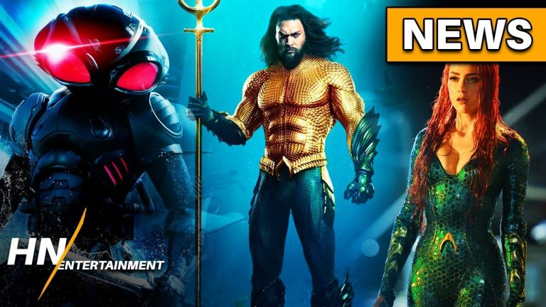 DC's Aquaman 2 Air Date? Badest [Villian], Expectations, Everything You Need To Know About The Underwater King Jason Momoa.
