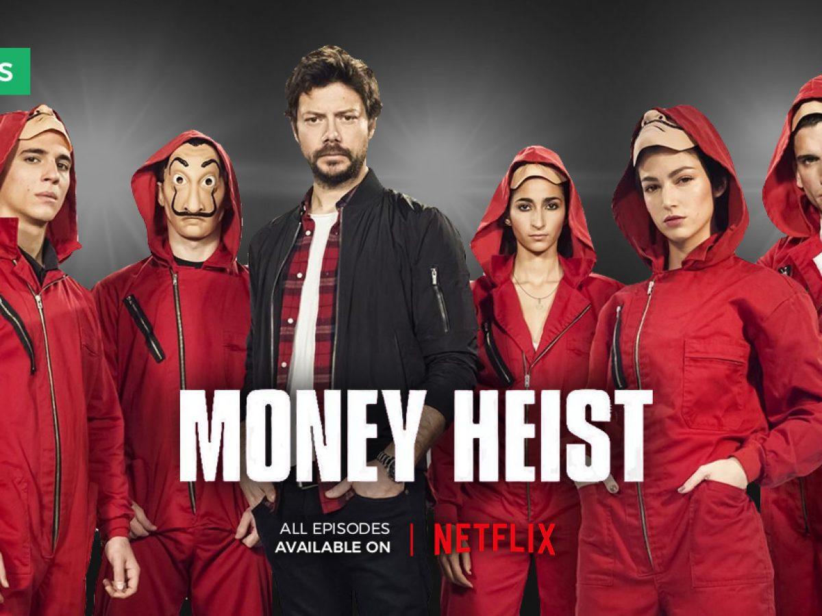 La Casa De Papel Money Heist Season 4 on Netflix?, Release Date ...