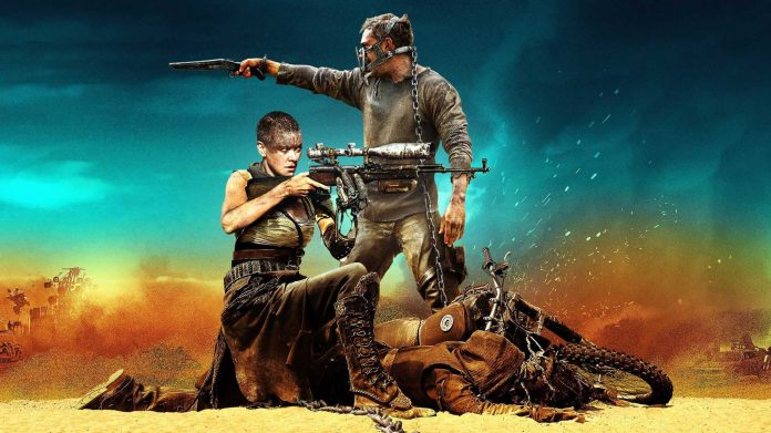 mad max 2: the wasteland