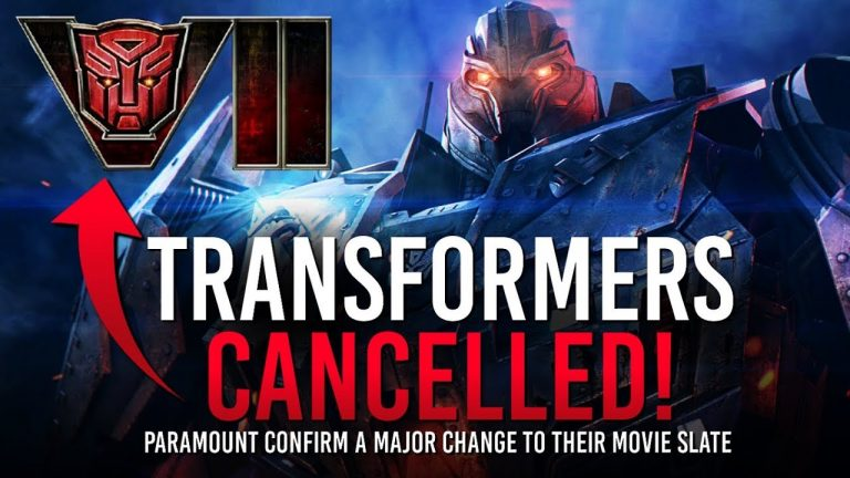 Is The Transformers 7 CANCELLED By Paramount??? You Should know the Reasons.