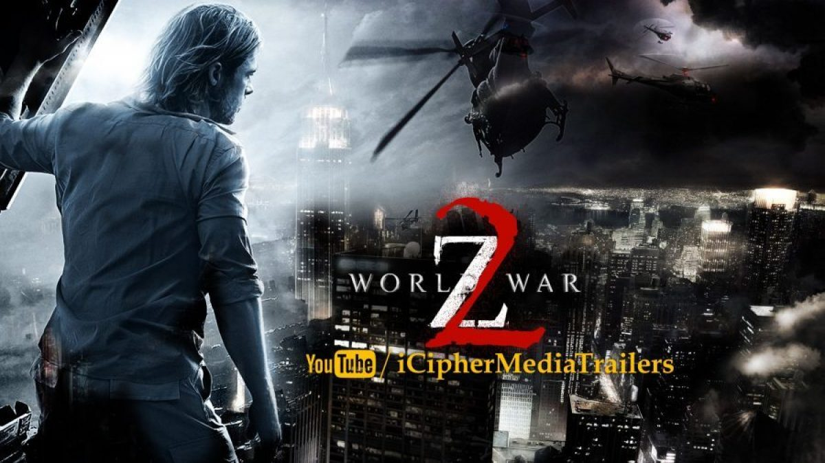 David Andrew Leo Fincher Considering Movie World War Z 2 Is Going ...