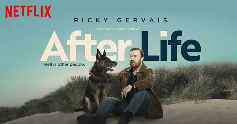 After Life Season 2 is Arriving on Netflix things ti know about the future & this Latest update