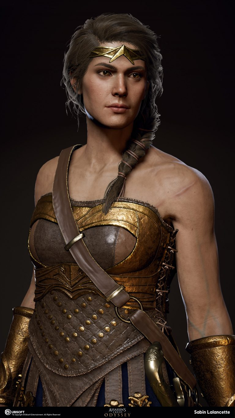 Kassandra's Top 10 Best Outfits In Assassin's Creed Odyssey, Ranked Accordingly