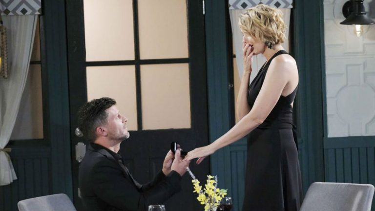 Days Of Our Lives': Eric & Nichole's Marriage (LEAKS) With a happy ending