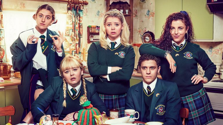 Netflix faced the wrath of Netizens For Removing Derry Girls Season 2 Four Days Post-Release