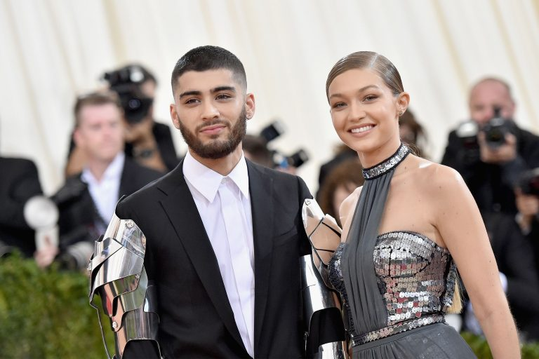 Gigi Hadid reveals long awaited Baby Bump On Instagram Live