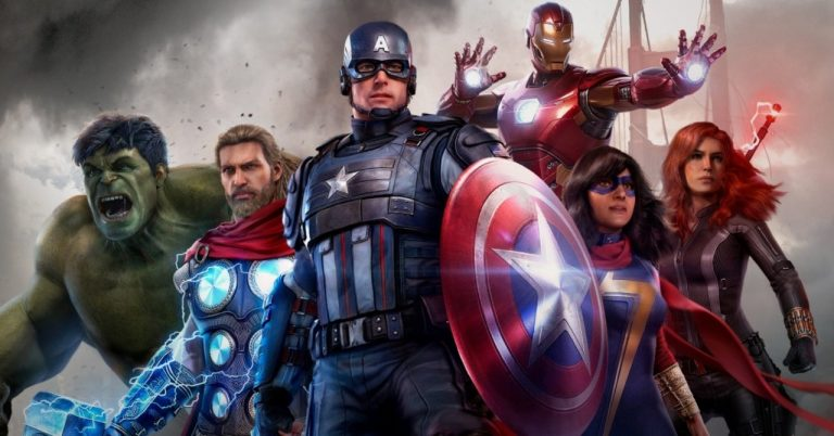 Marvel's Avengers Is 'HOT TO TROT' Best Ever Ant-Man & Iron Man Brew Gameplay