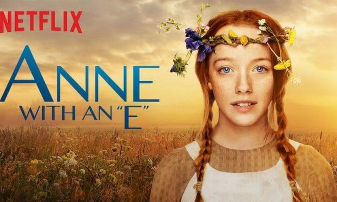 Netflix Anne With An E Season 4 TV Show Poster