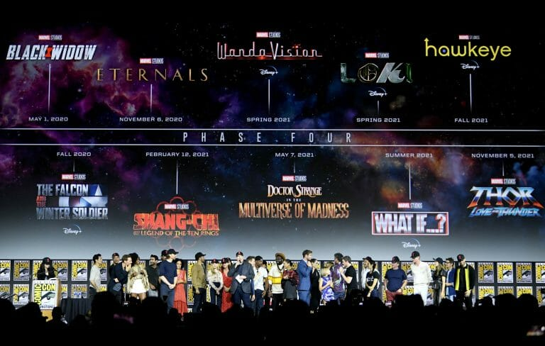 Marvel Phase 4, Including New MCU Movie Release Dates and Cast News, Latest [UPDATE] & Theories