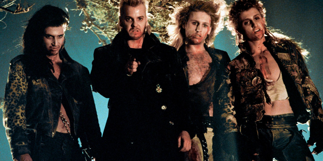 The Lost Boys (1987) Movie Scene