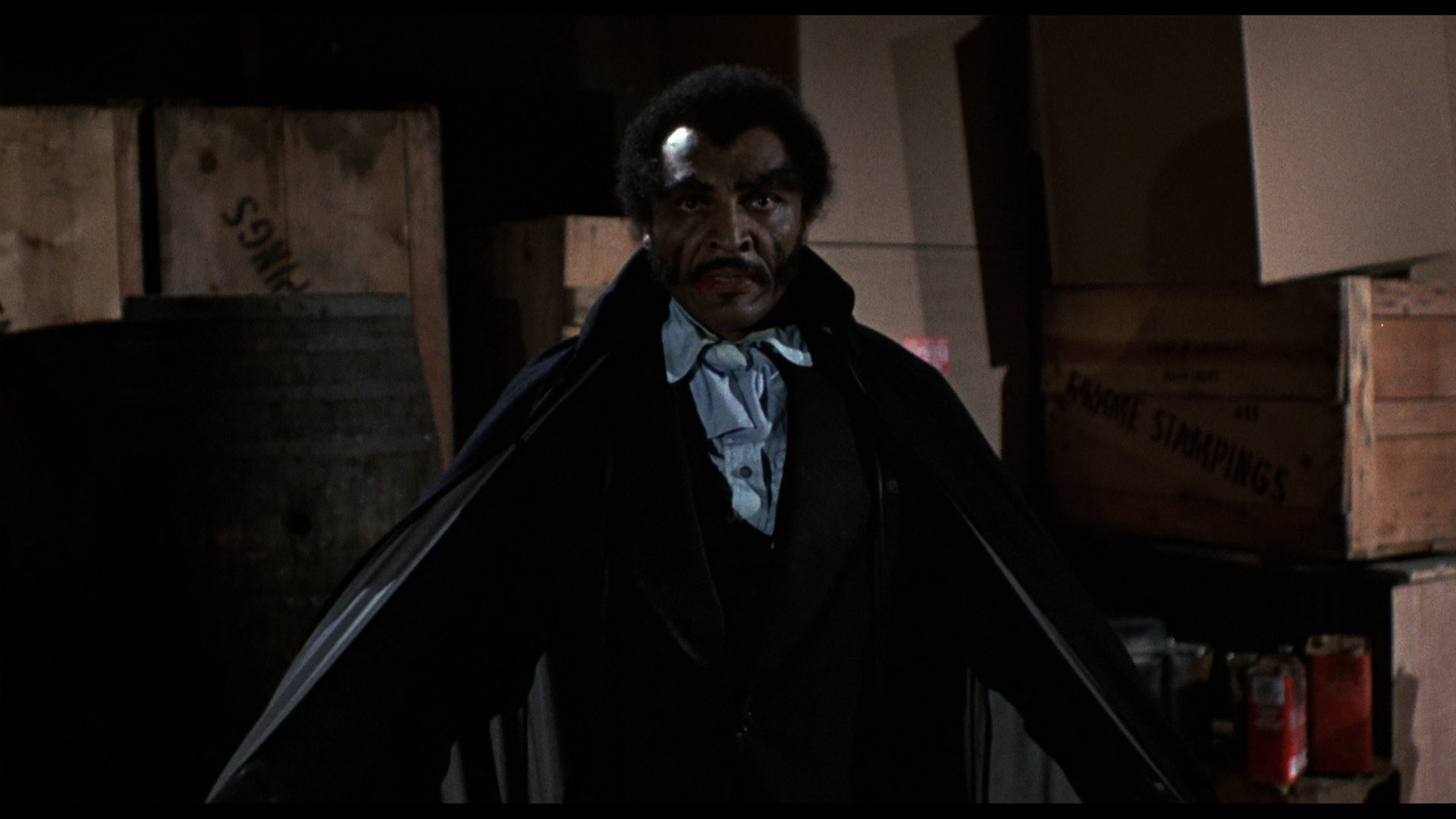 Blacula (1972) Movie Scene