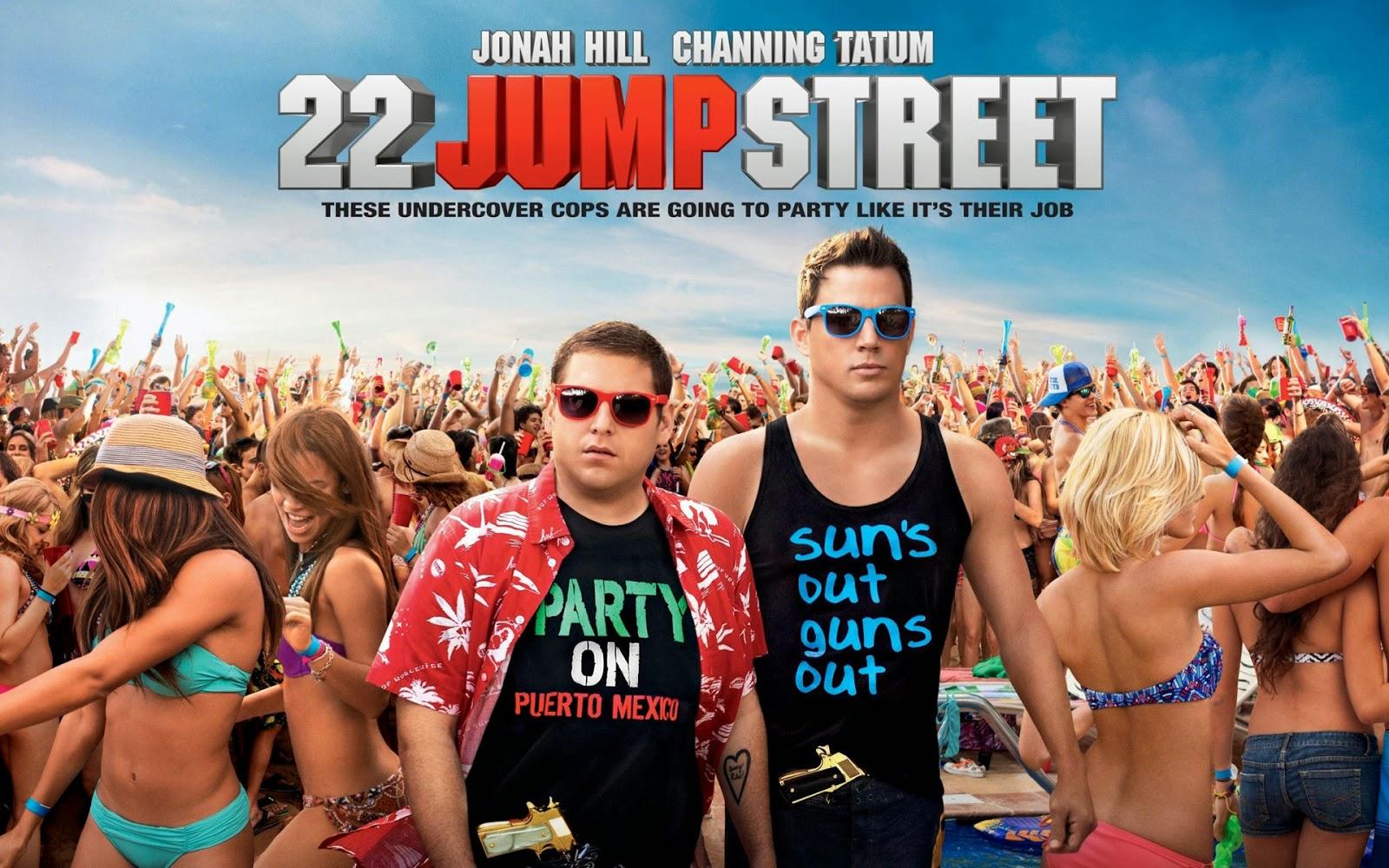 22 Jump Street (2014) Movie poster