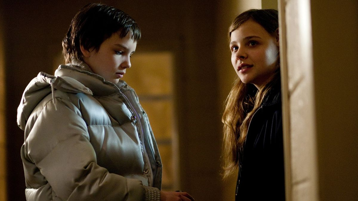 Let Me In (2010)Movie Scene