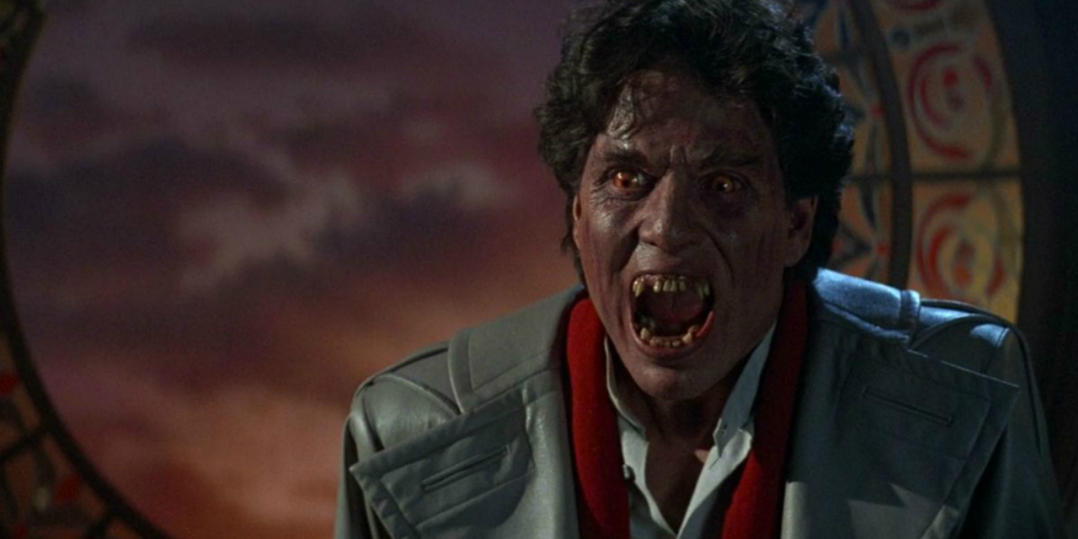 Fright Night (1985) Movie Scene