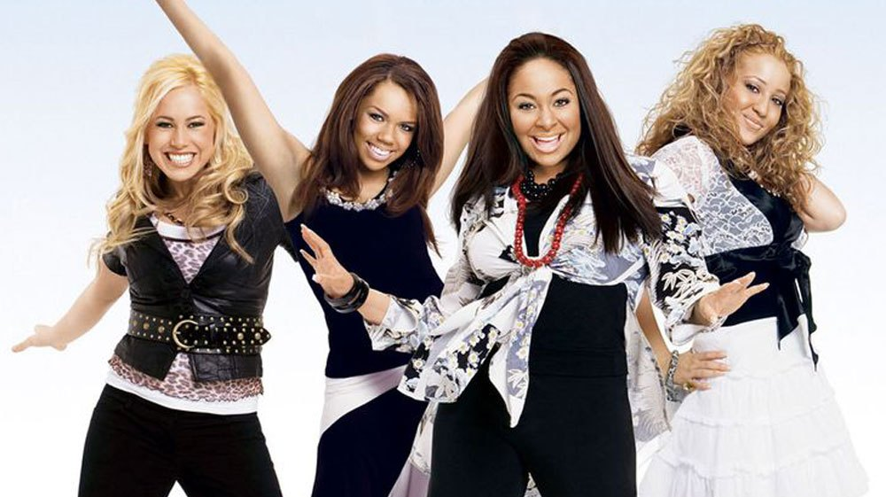 The Cheetah Girls Poster