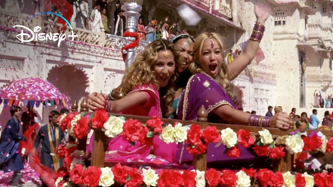 The Cheetah Girls 3 Movie Scene