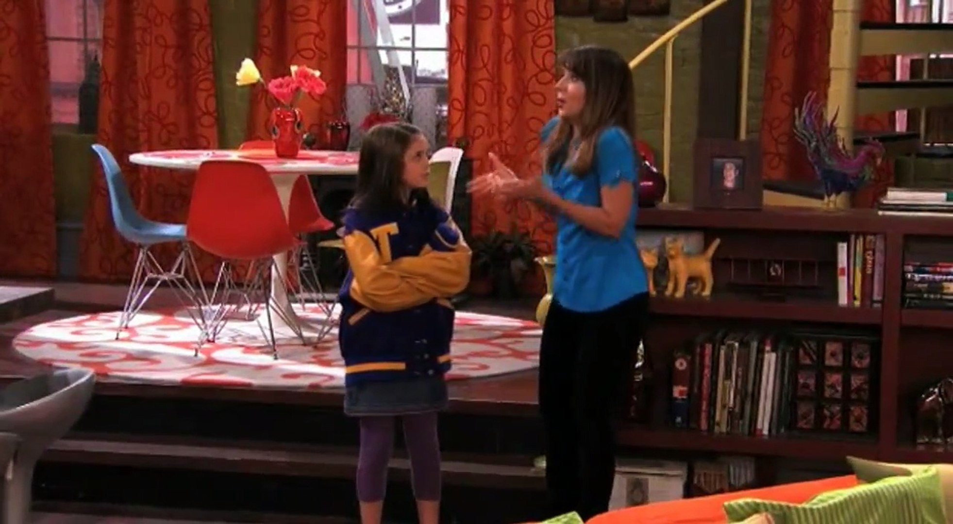 Wizards of Waverly Place: The Movie Movie Scene