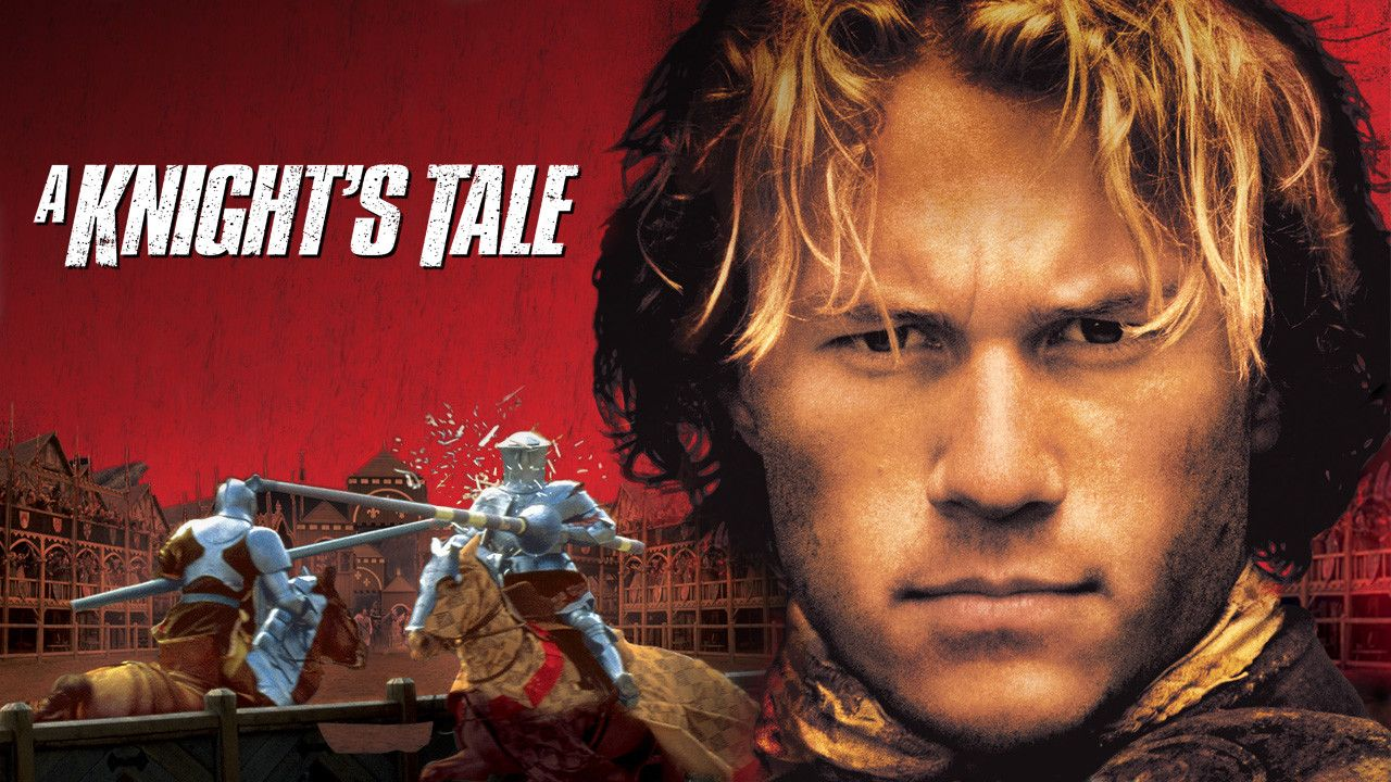A Knight's Tale (2001) Movie Poster