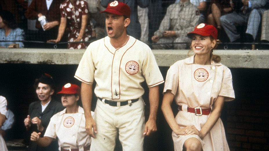 A League Of Their Own (1992) Movie Scene