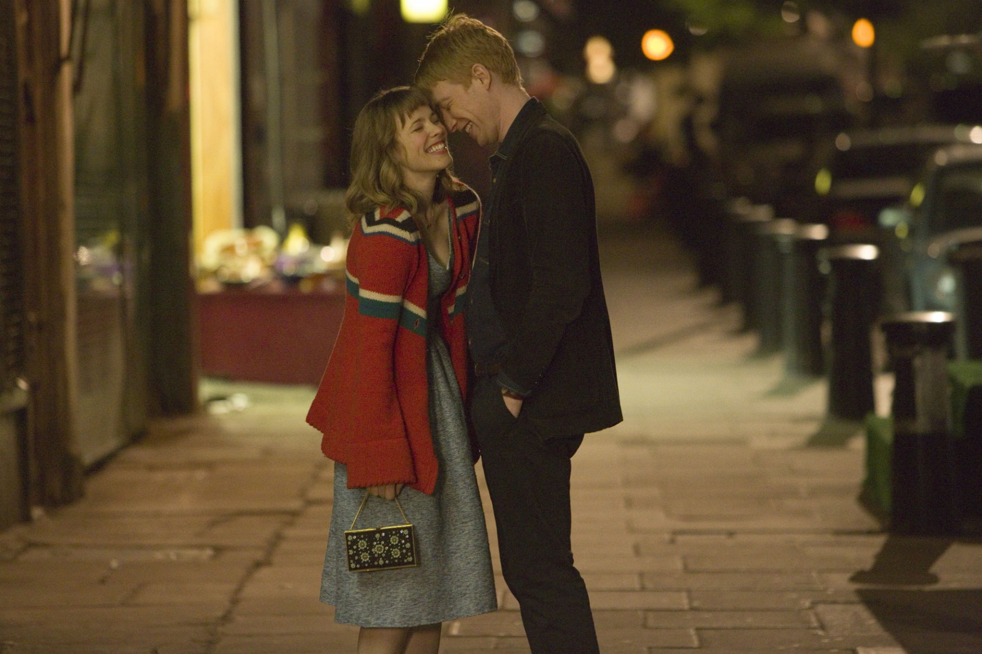 About Time Movie Scene