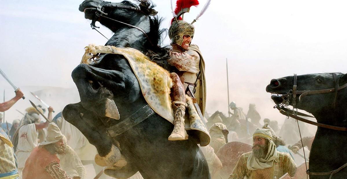 Alexander the Great (2004) Movie Scene