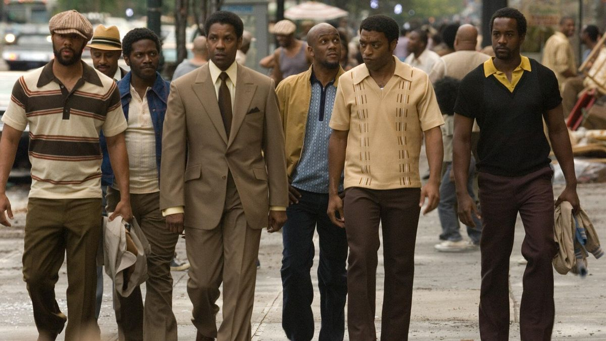 American Gangster (2007) Movie Scene