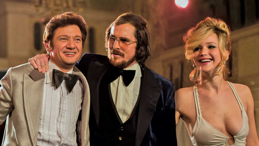 American Hustle (2013) Movie Scene