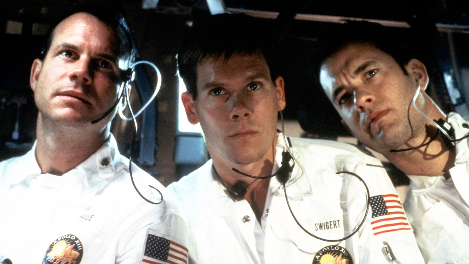 Apollo 13 Movie Scene