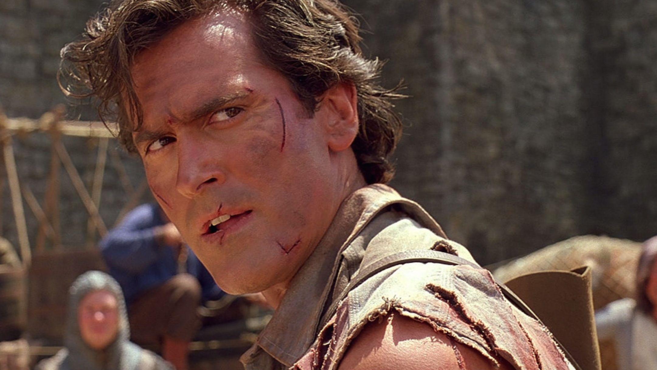Army Of Darkness (1993) Movie Scene