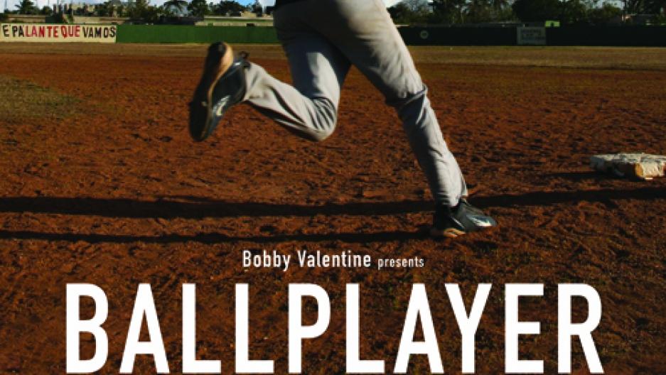Ballplayer: Pelotero (2011) Poster
