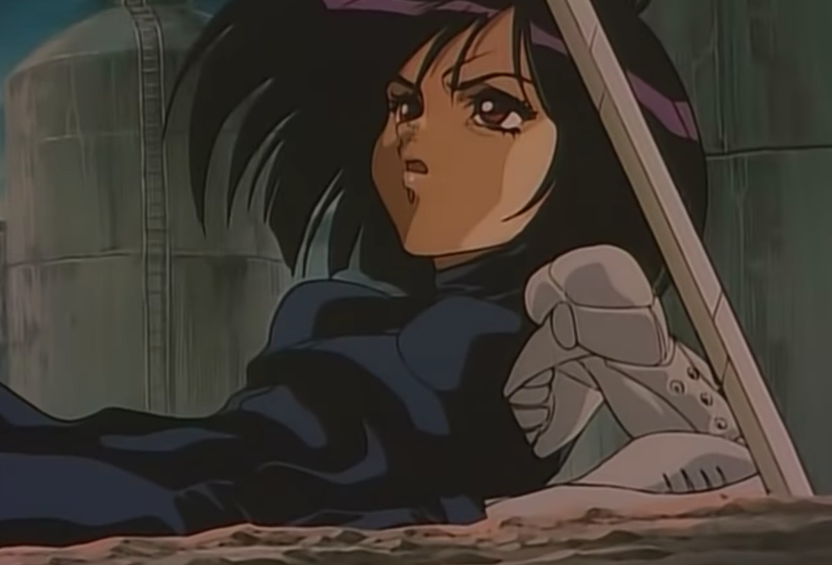 Battle Angel (1993)