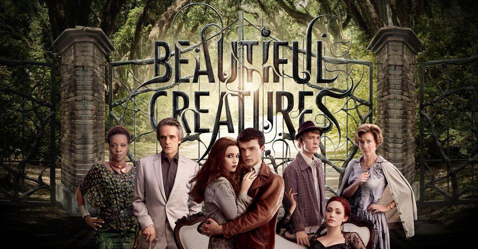Beautiful Creatures (2013) Poster