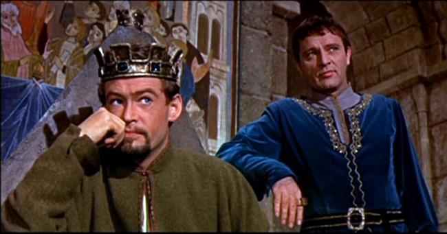 Becket (1964) Movie Scene