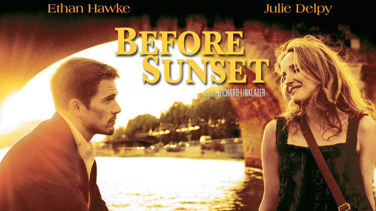 Before Sunset (2004) Movie Poster