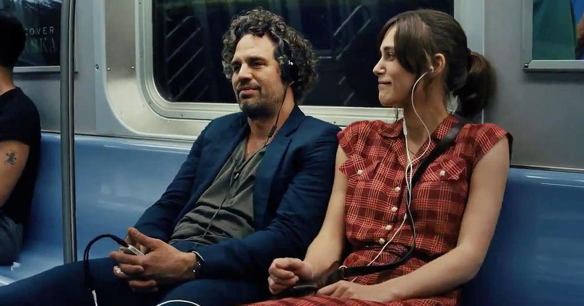 Begin Again Movie Scene