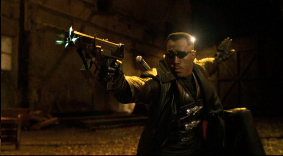 Blade II (2002) Movie Scene