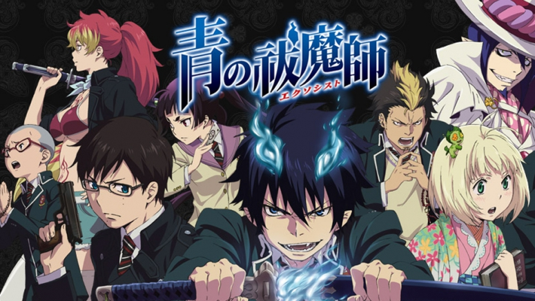 Blue Exorcist Poster