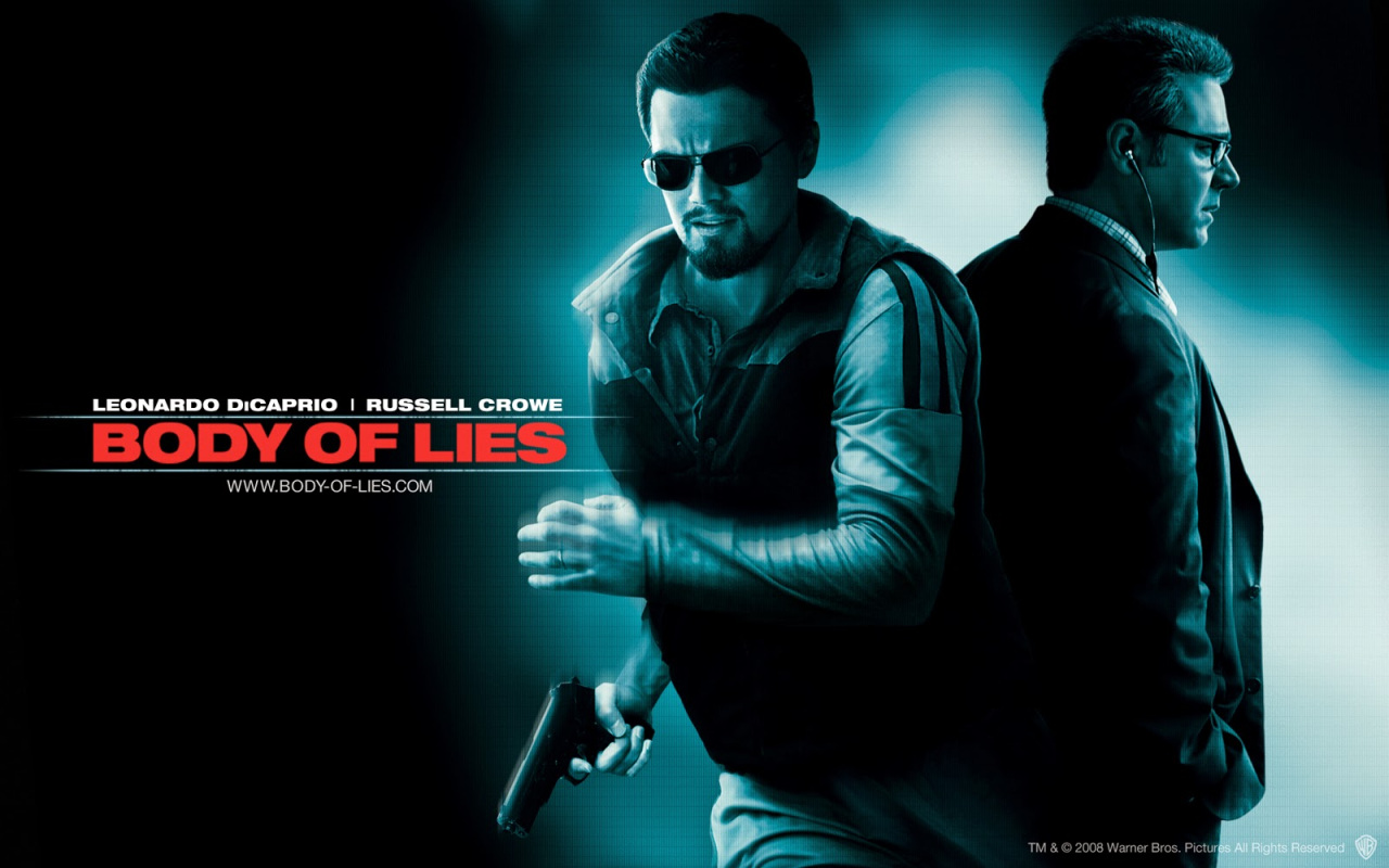 Body of Lies (2008) Poster