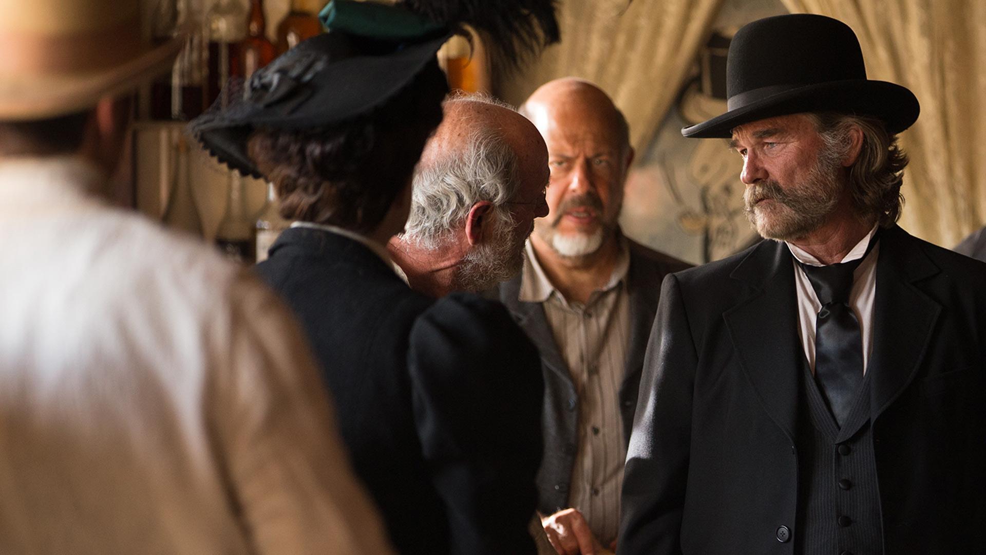 Bone Tomahawk (2015) Movie Scene