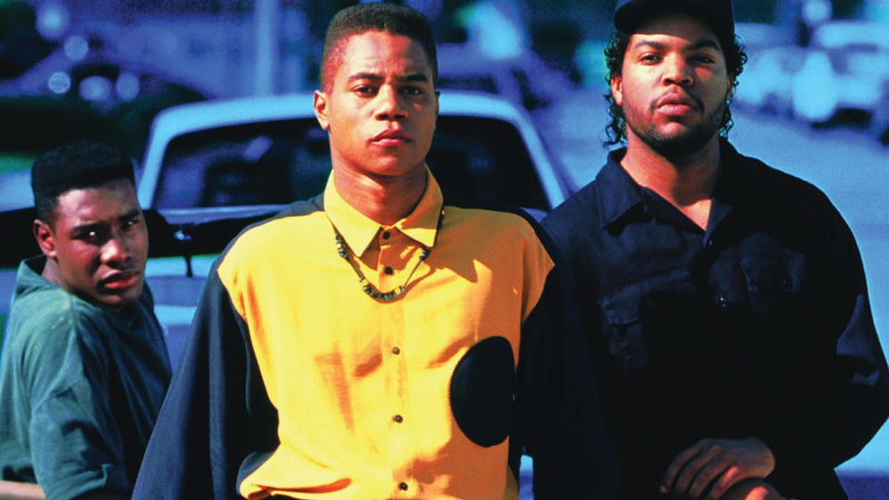 Boyz N The Hood (1991) Movie Scene