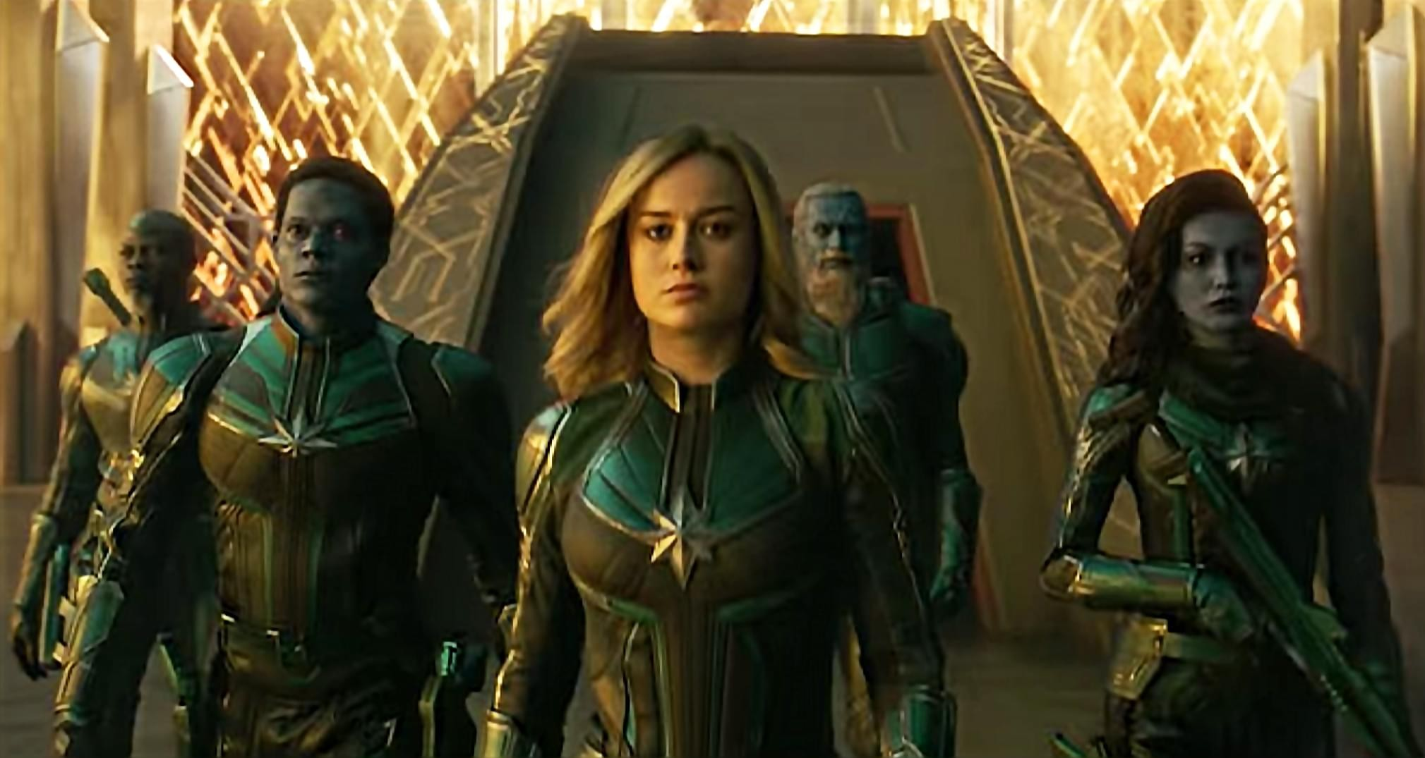 Captain Marvel (2019) Movie Seen
