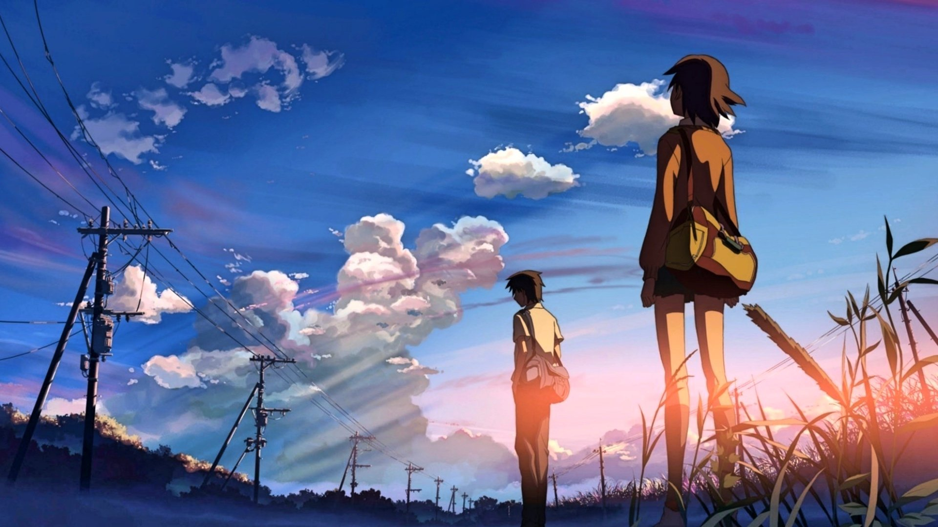 Centimeters Per Second (2007)