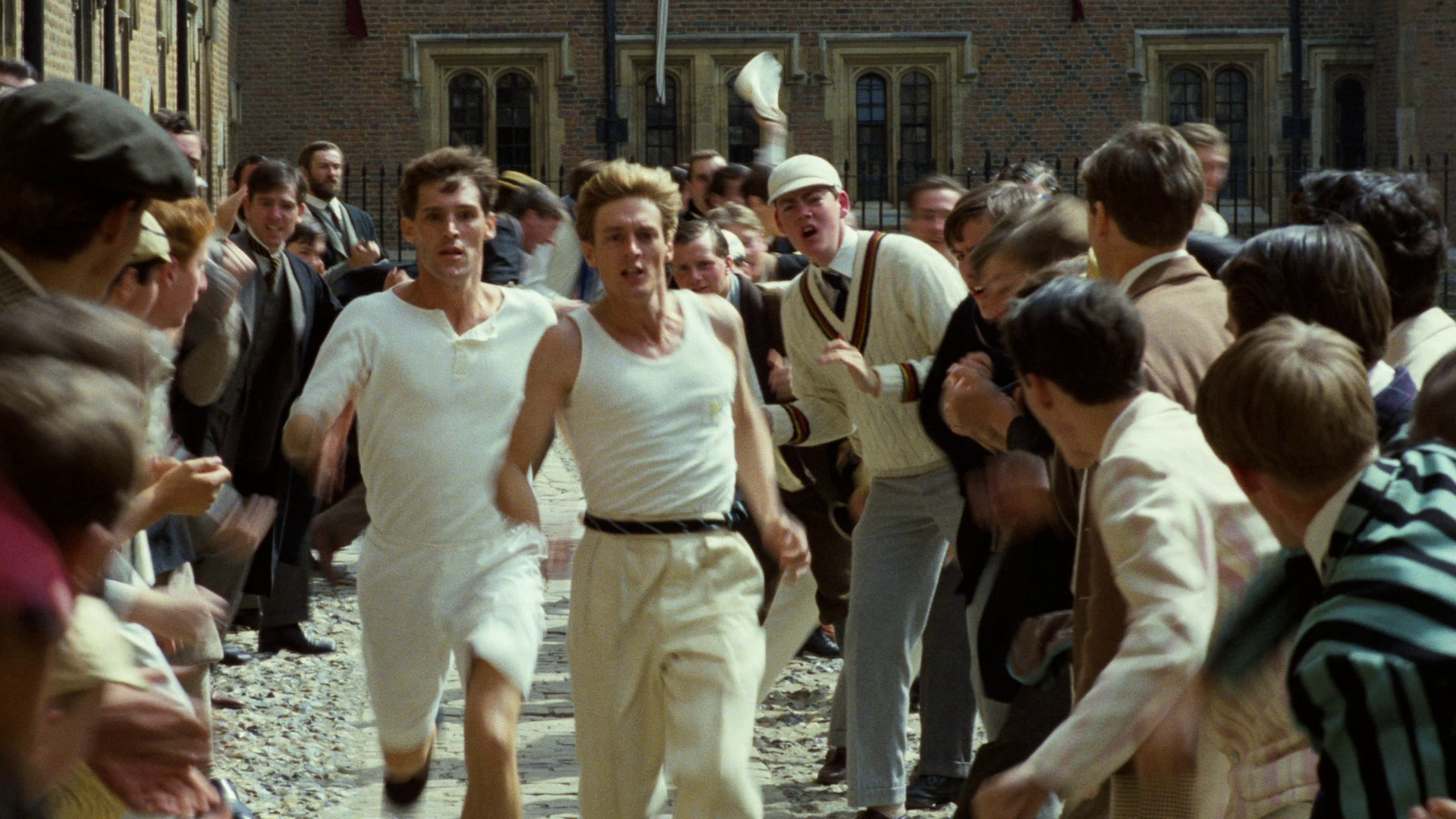 Chariots of Fire (1981) Movie Scene