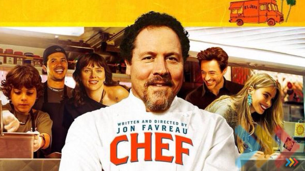 Chef (2014) Poster