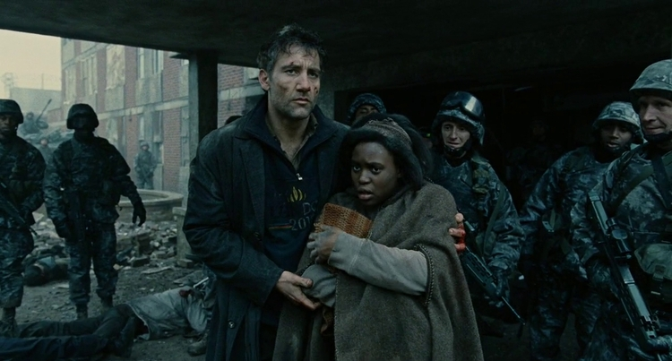 Children of Men Movie Scene