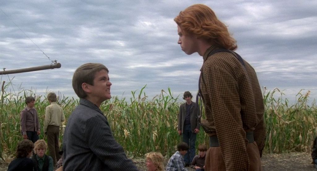 Children of the Corn (1984) Movie Scene