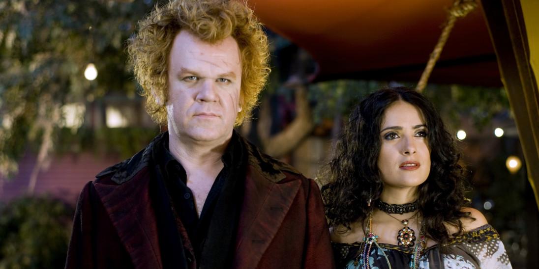 Cirque Du Freak: The Vampires Assistant (2009) Movie Scene