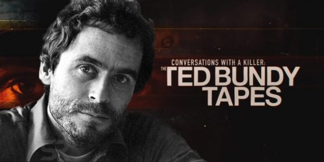 Conversations with a Killer: The Ted Bundy Tapes Poster